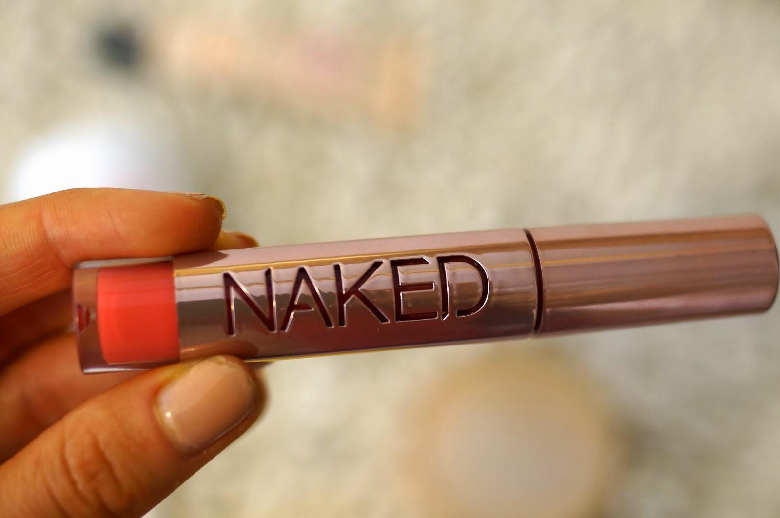 Urban Decay Naked Lipgloss in Streak