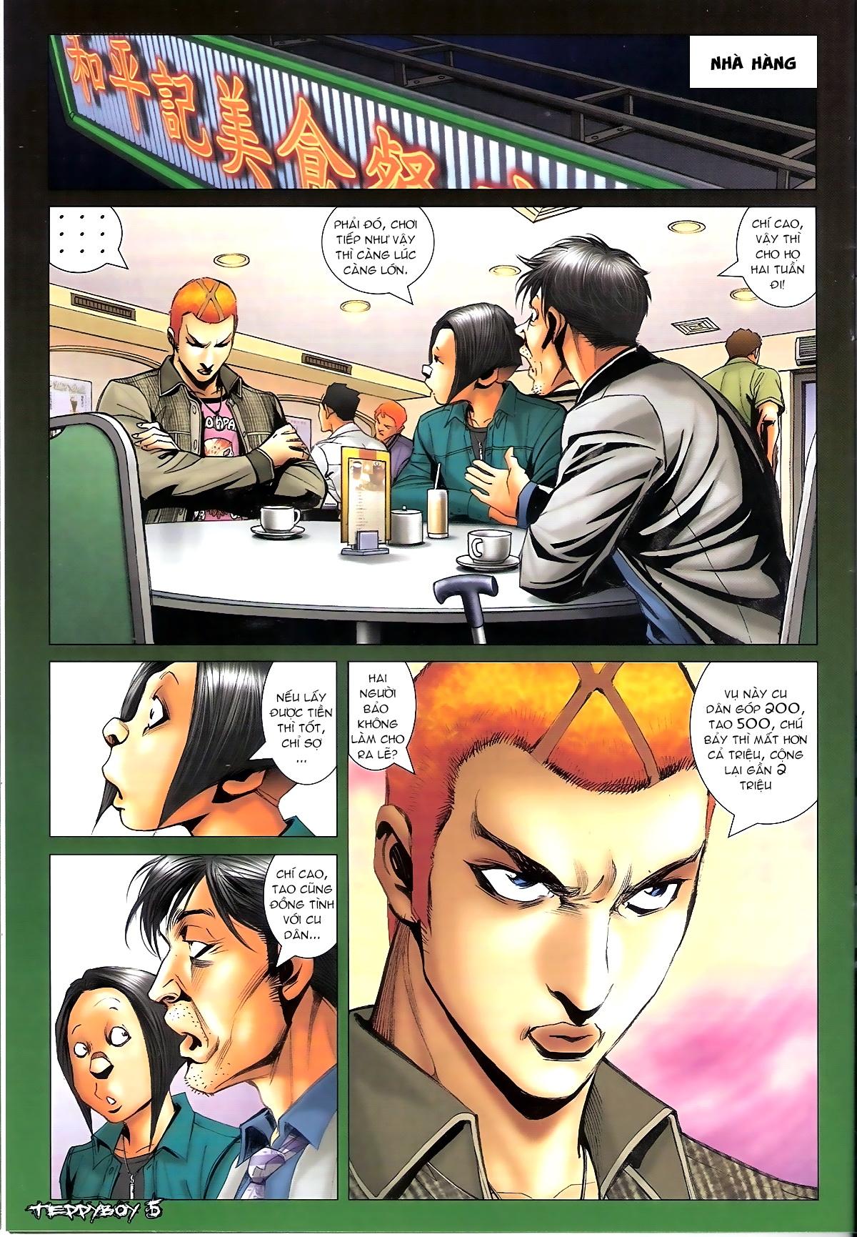 Người Trong Giang Hồ - Chapter 1353: Ông là ai - Pic 4