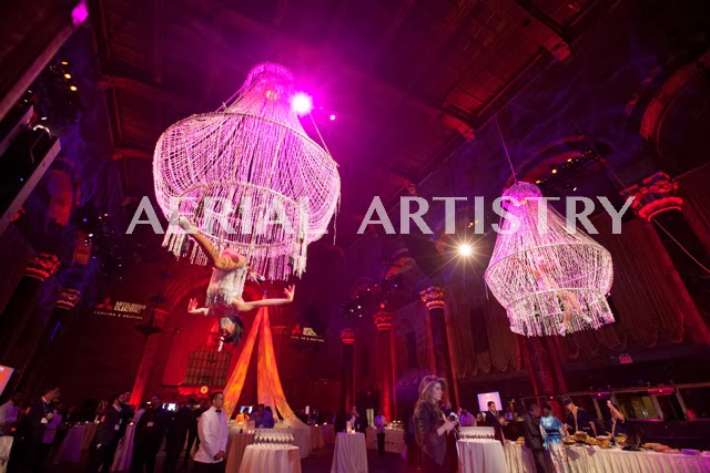 Champagne Chandeliers a