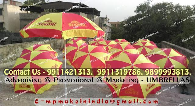 Promotional Advertisement Umbrella, Parchar Chhata, Printed Monsoon Umbrellas, Corporate Promotion Umbrellas, Printed Umbrellas, Three Fold Umbrellas,