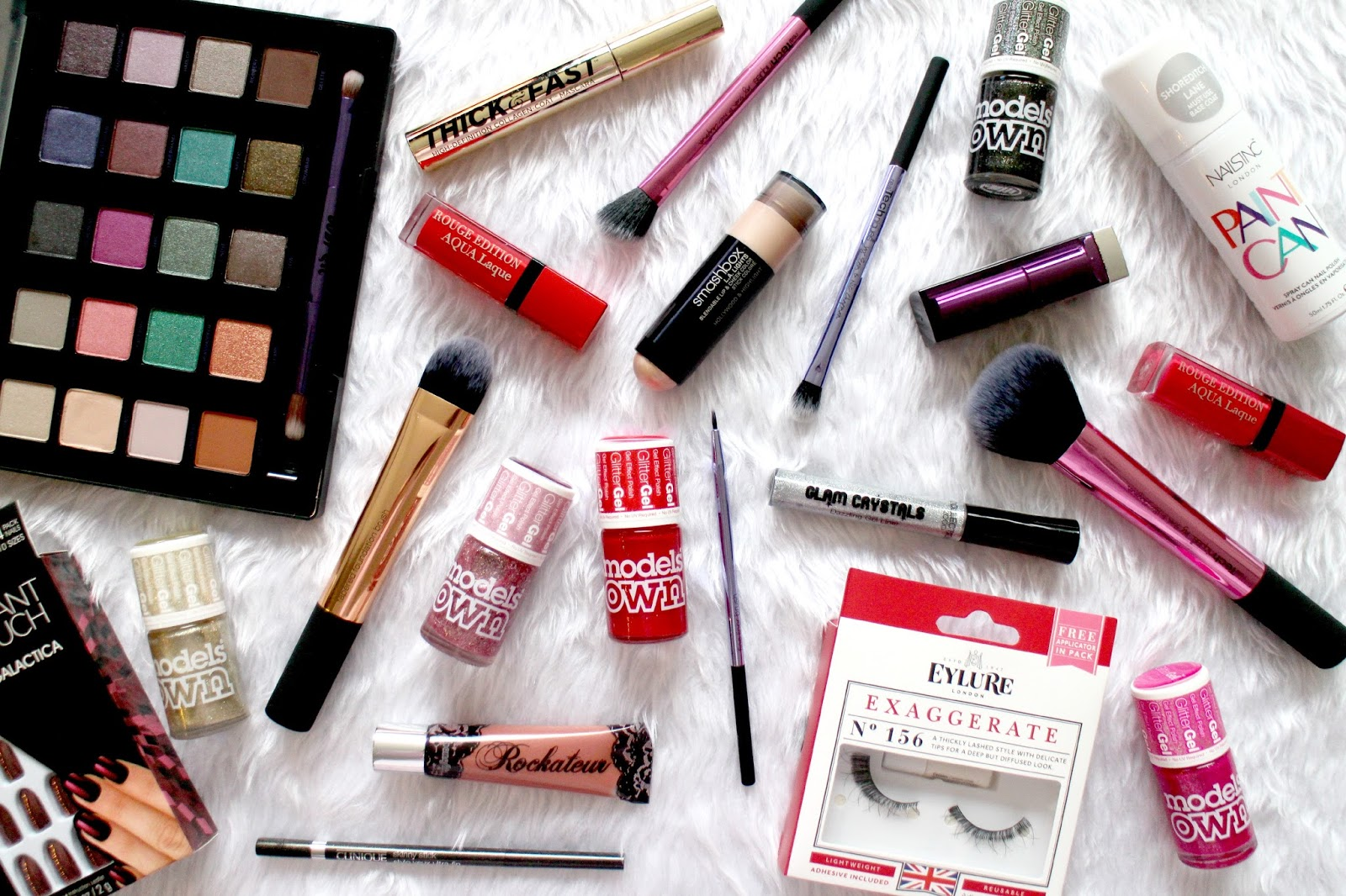 Festive Make-Up Must-Haves