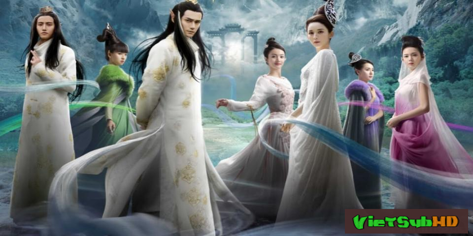 Phim Truyền Thuyết Thanh Khâu Hồ Hoàn Tất (32/32) VietSub HD | Legend Of The Qing Qiu Fox 2016