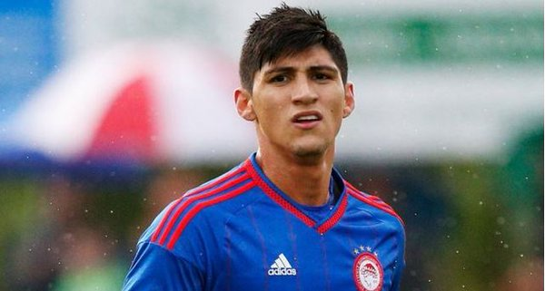 PHOTO: Mexican footballer Alan Pulido kidnapped with girlfriend