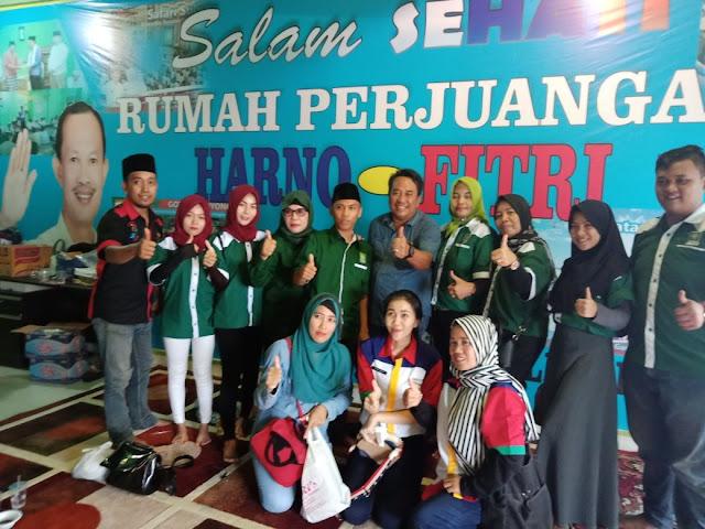 Team P2S Bergabung Ke Team RPHF Samapi Ke Tingkat Kelurahan