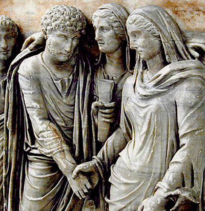 Matrimonio In Epoca Romana : Il matrimonio romano romanoimpero.com
