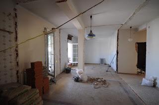 Rehabilitación de pisos antiguos