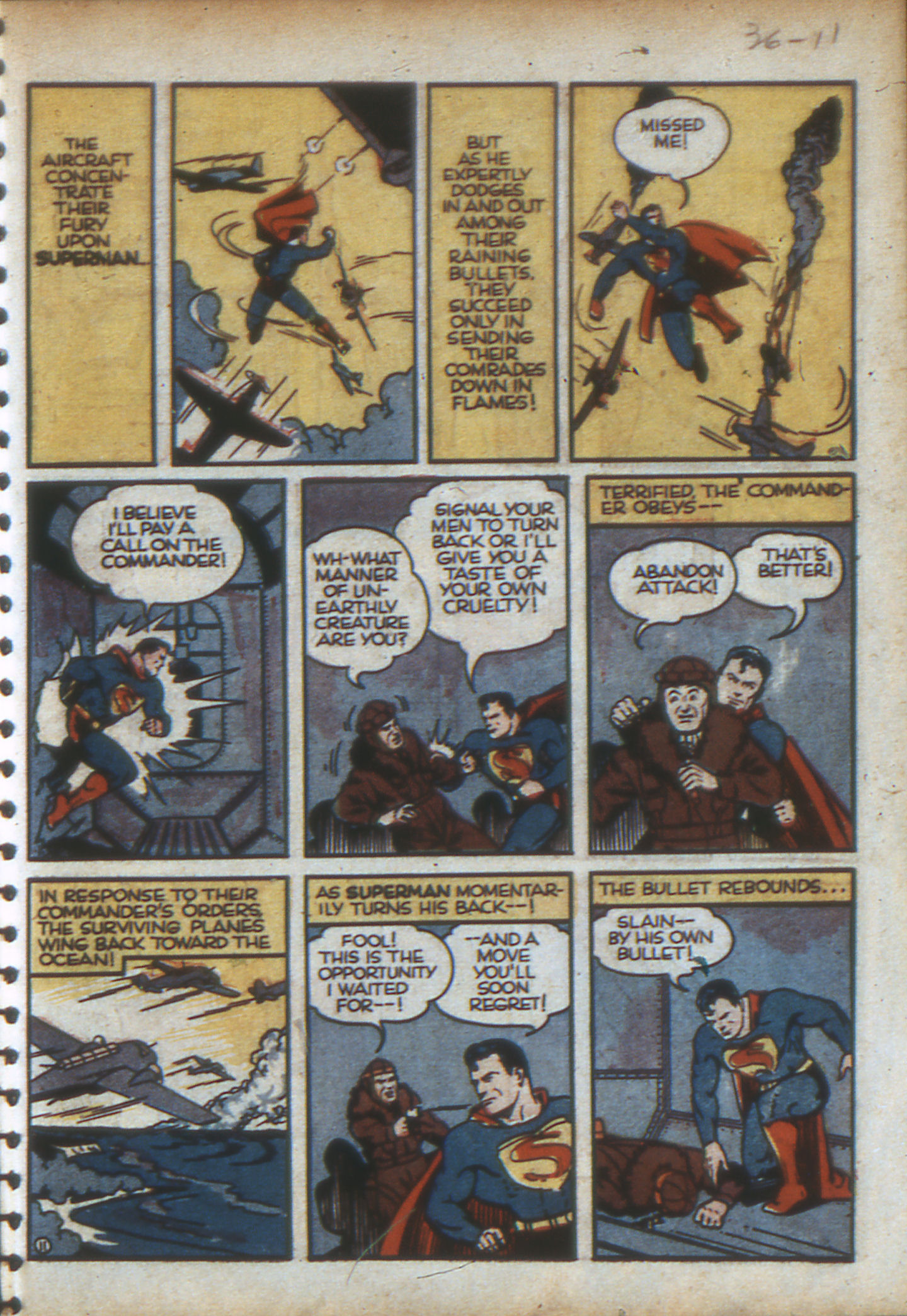 Action Comics (1938) 36 Page 13
