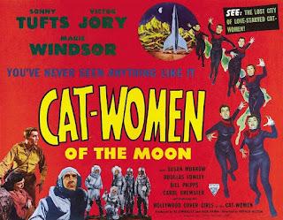 Película Las mujeres gato de la luna Online
