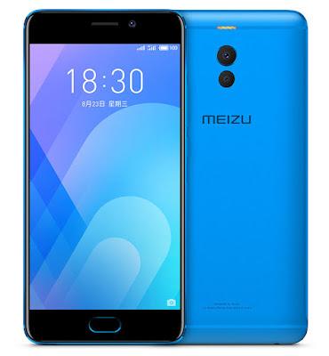 ميزو تعلن عن هاتفها الذكي الجديد M6 Note