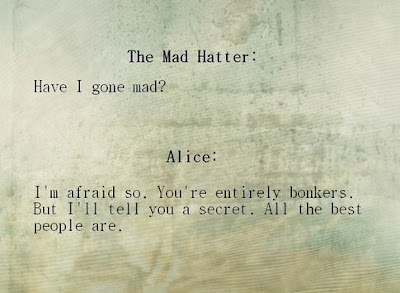 Top Quotes of Alice in Wonderland
