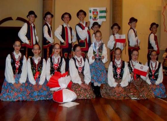Grupos folclóricos do Paraná