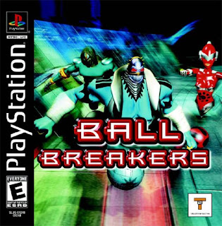 Free Download Ball Breakers Games PSX ISO PC Games Untuk Komputer Full Version ZGASPC