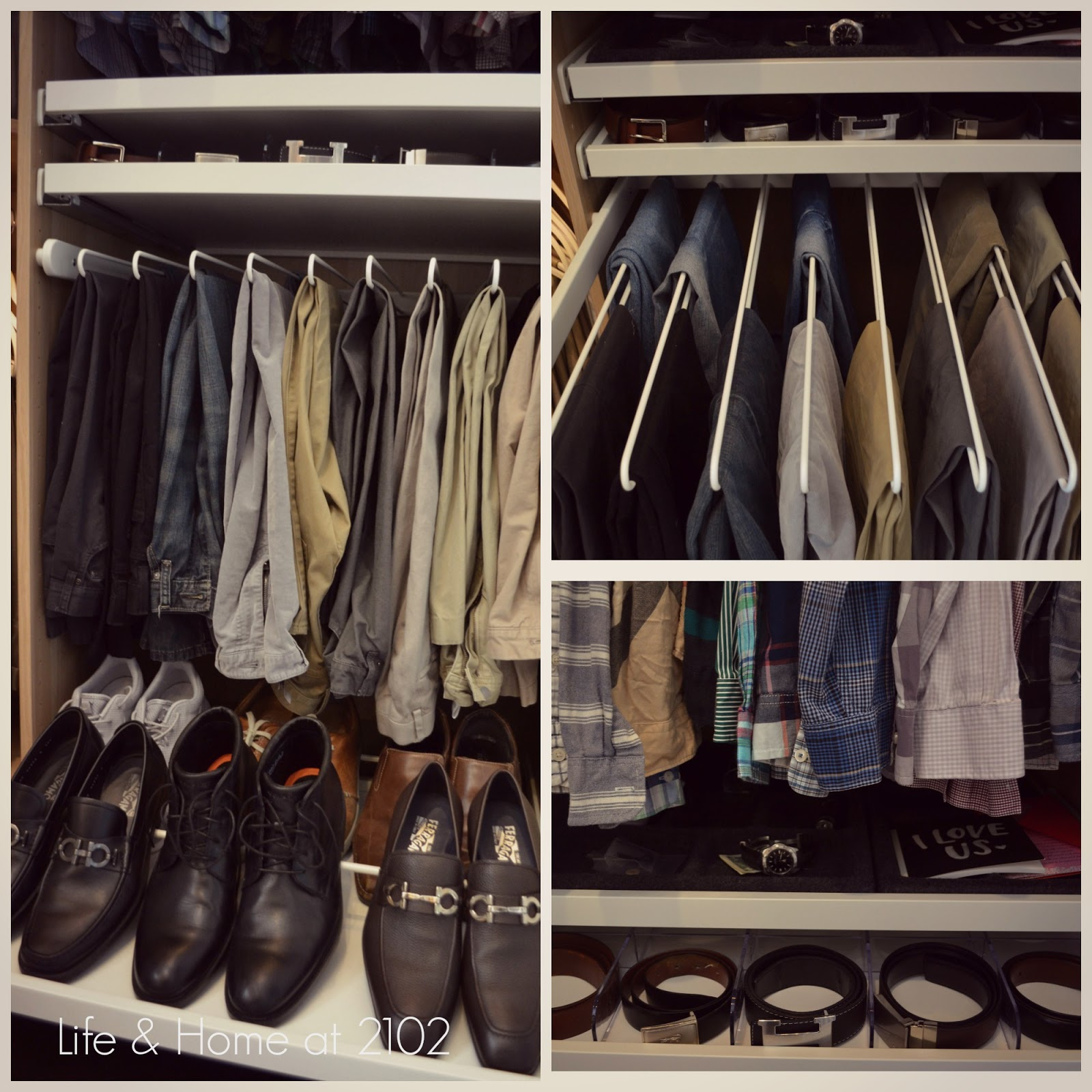 Ikea System Life And Home At 2102 Guide To Building Your Own Closet