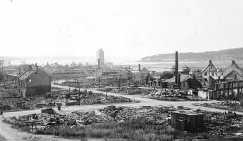21 April 1940 worldwartwo.filminspector.com Steinkjer Norway