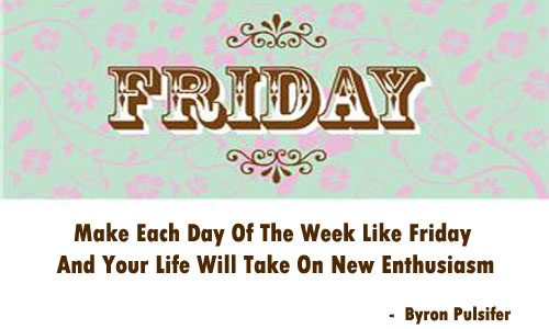 Funny Motivational Quotes About Friday