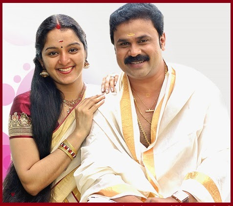 divorce of Dileep and Manjuwarrier