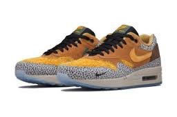 Atmos x Nike Air Max 1 Safari