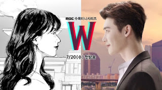 Sinopsis Drama Korea W-Two World