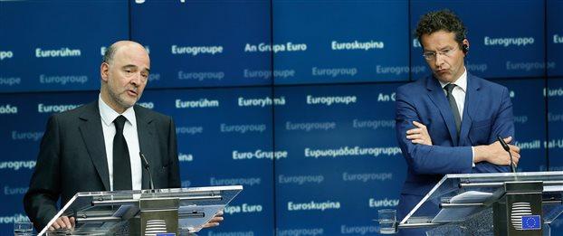 Χωρίς συμφωνία ολοκληρώθηκαν οι συνομιλίες για το ελληνικό χρέος στο Eurogroup