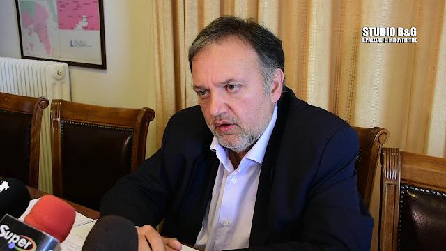 Τ.Χειβιδόπουλος: Θέλουμε όμιλο του Παγκοσμίου στην Αργολίδα!