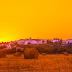 Cabeção ao Pôr do Sol