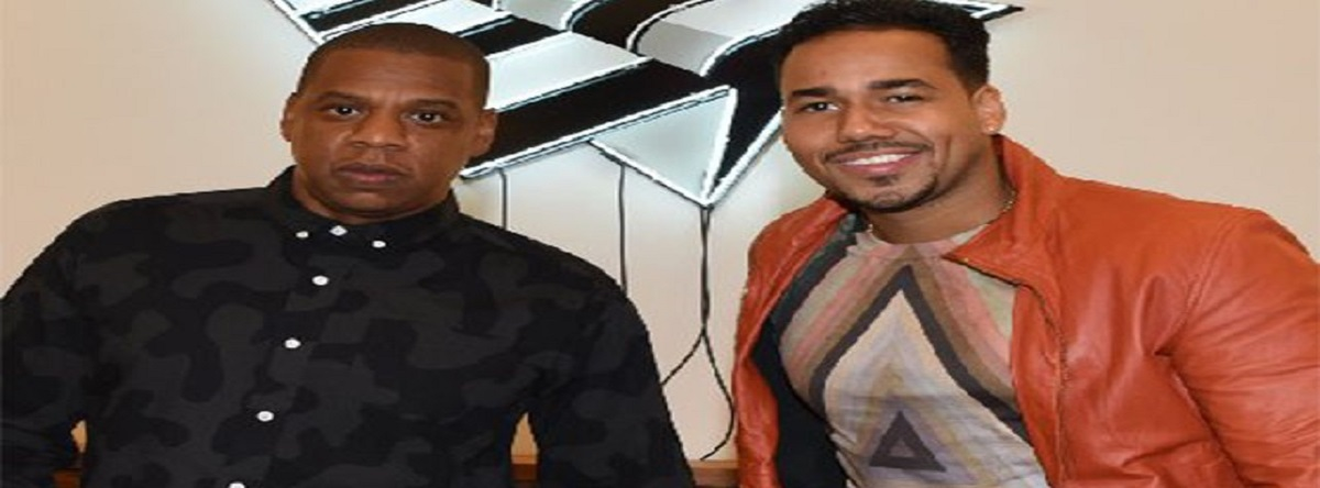 Romeo Santos se asocia con Jay Z