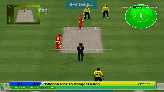 HBL PSL Cricket 2016 Free Download Pc Game