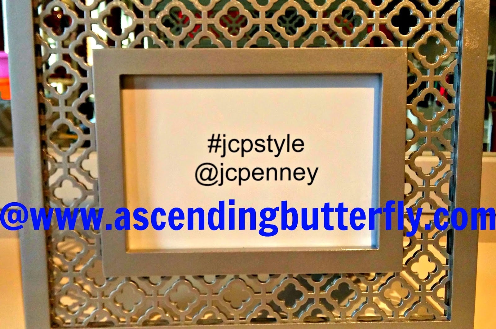 @jcpenney #BTS #Fashion #jcpstyle Framed Signage