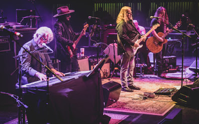 The Last Waltz Concert Redo Rocks @Atlanta Symphony Hall