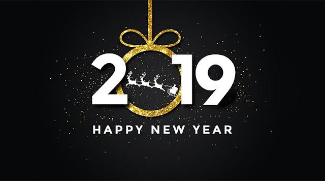 """تمنيات السنة الجديدة السعيدة: أتمنى لأحبائك """"سنة جديدة سعيدة 2019"""" في هذه اللغات المختلفة 16!"""