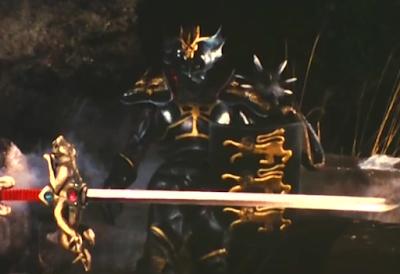 Knasty Knight Dora Knight Zyuranger