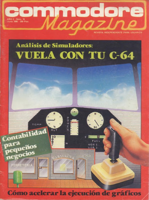Commodore Magazine #16 (16)