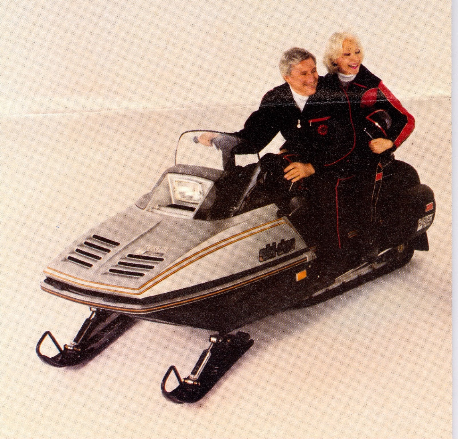 CLASSIC SNOWMOBILES OF THE PAST: 1982 SKI-DOO EVEREST LC