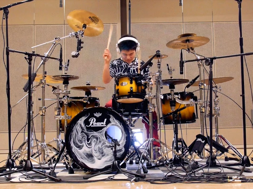 "Pearl Reference Series & Tomohisa ""Soopy"" Suzuki"