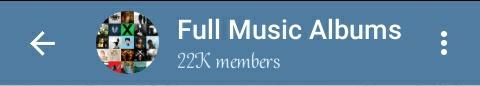 Music albums telegram channel. telegram cli hide channel.