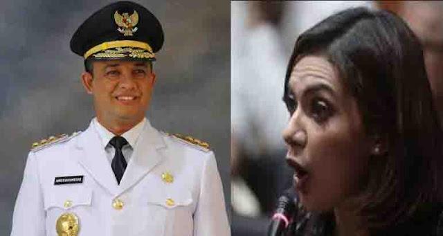 Upaya Najwa Syihab Yang Gagal Mencabik-Cabik Anies Ditalk Show