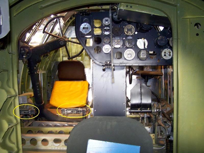 Martin B 26g Marauder Cockpit Wwiiplanes
