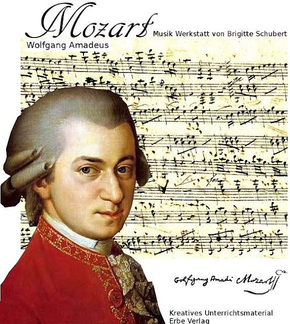Profil Mozart Sang Legenda Komposer Musisi Besar