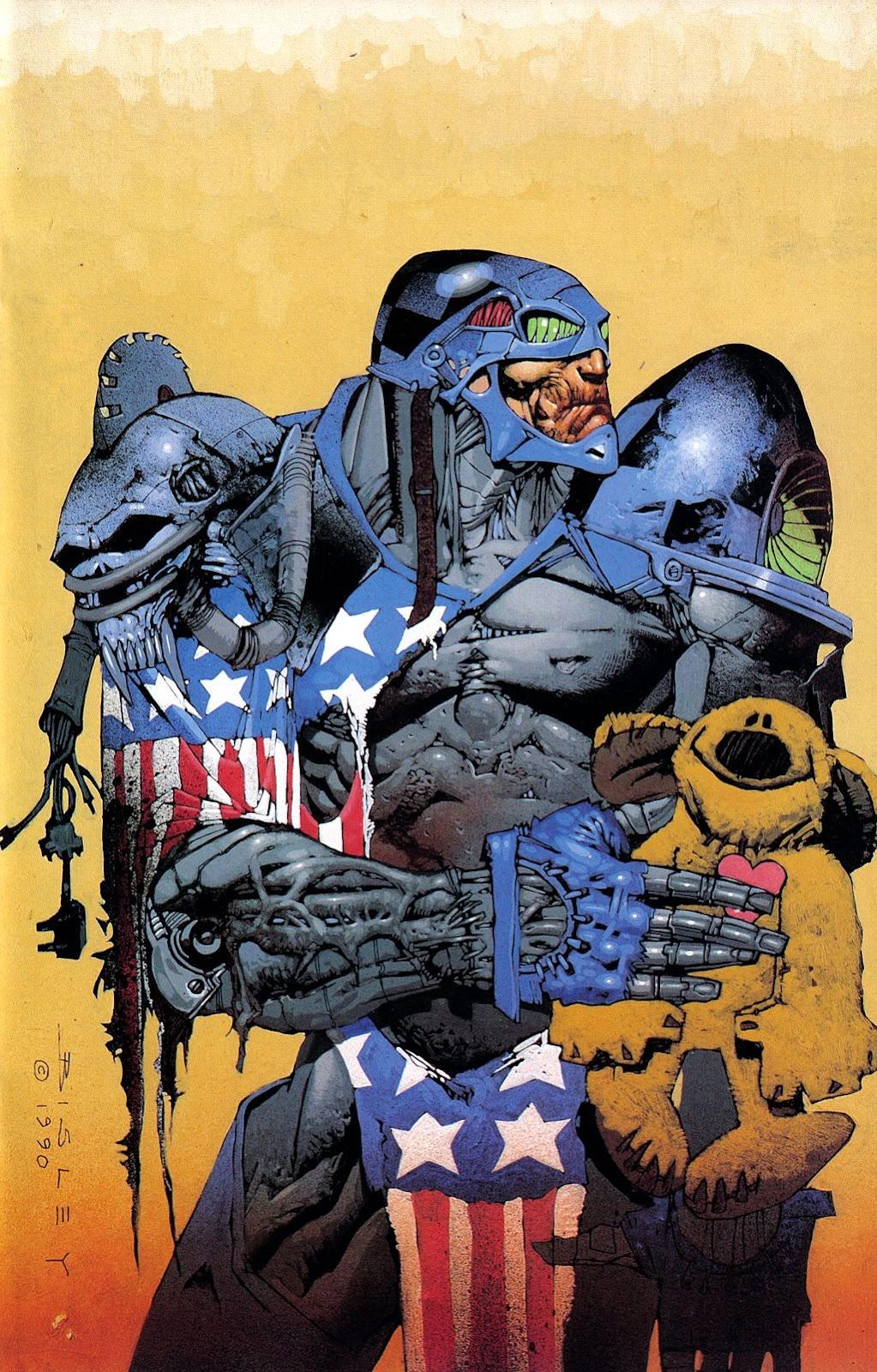 Read online Bisley's Scrapbook comic -  Issue # Full - 17