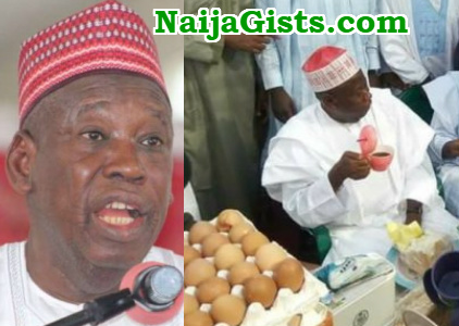 ganduje spent N208million empower noodles sellers kano