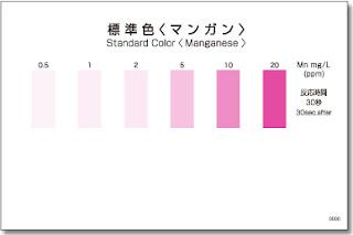 Test thử Mangan (Mn) - kiểm tra nhanh hàm lượng Mangan - test nhanh kyoritsu - test nhanh cod