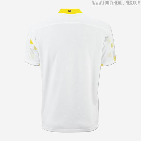 Borussia Dortmund 20 21 Cup Away Kit Released Footy Headlines