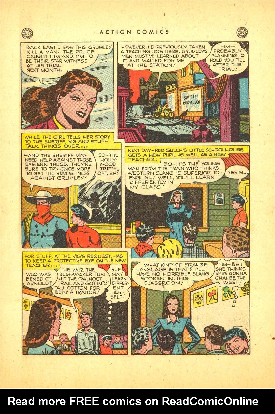 Action Comics (1938) 117 Page 41