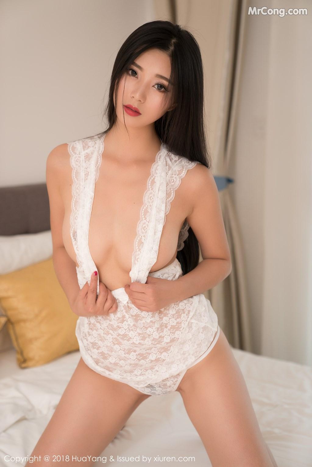 Image HuaYang-2018-02-28-Vol.033-KiKi-MrCong.com-006 in post HuaYang 2018-02-28 Vol.033: Người mẫu 宋-KiKi (42 ảnh)