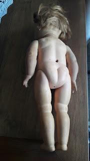 boneca Simone da estrela - quebrada
