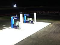 Nova benzinska stanica Supetar slike otok Brač Online