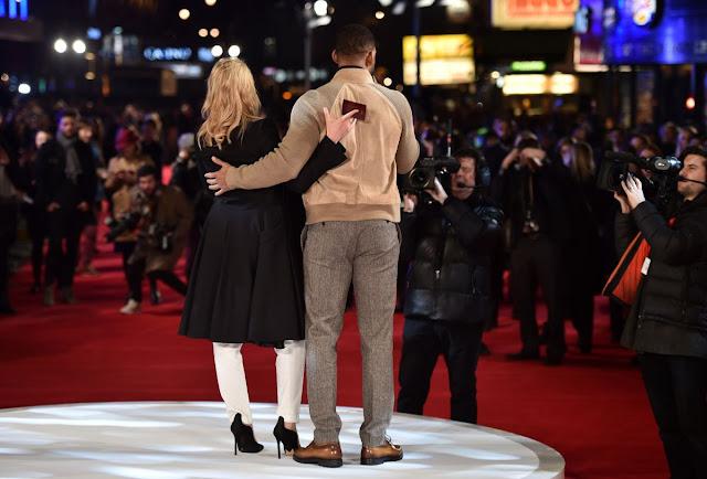 Margot Robbie at 'Focus' Screening in London