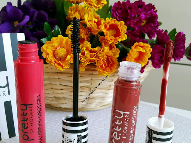 pretty by flormar mascara