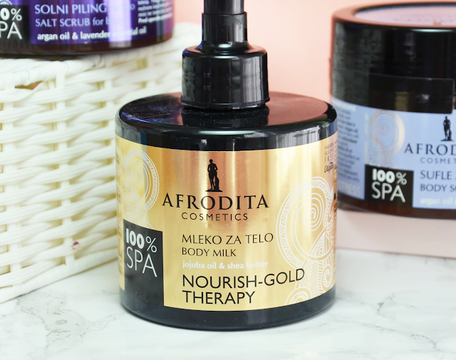 Winter Pampering with Afrodita (100% SPA)