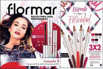 catalogo cosmeticos flormar campaña 6 2017
